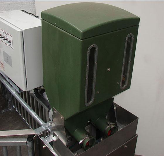 Compufeeder feeding  unit
