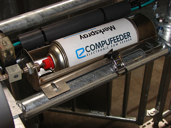 Compufeeder  paintmarker unit